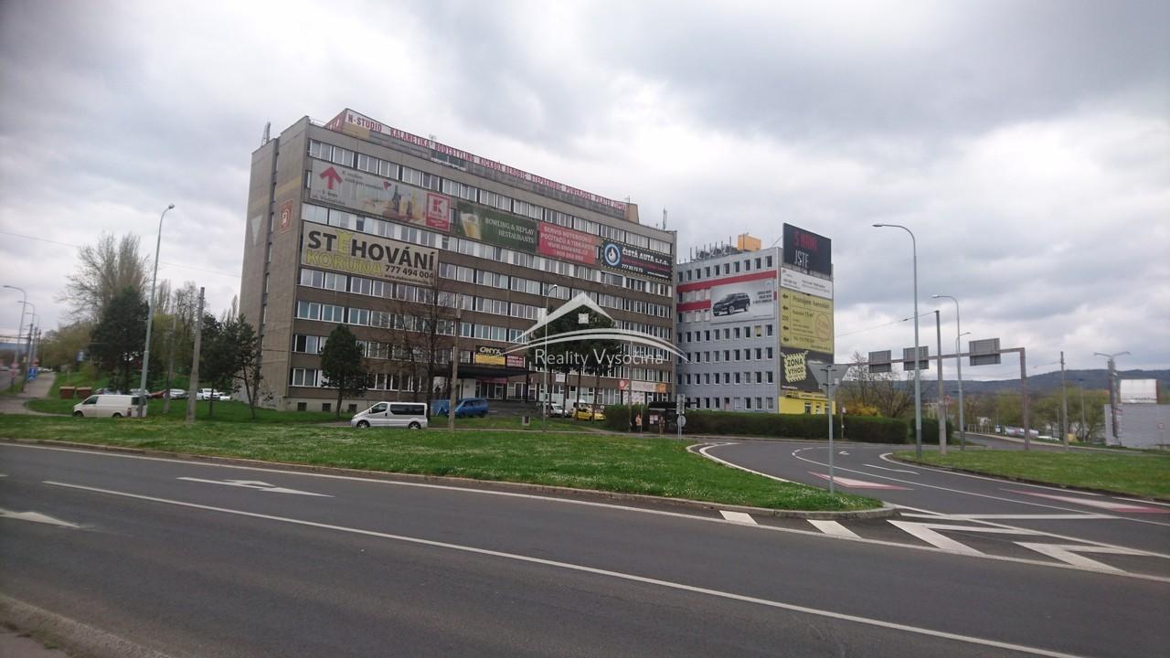 Administrativní prostory v Ústí nad Labem.