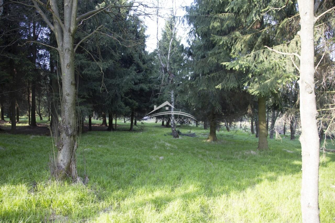 Rekreační pozemek v Krušných Horách, okr. Ústí nad ...