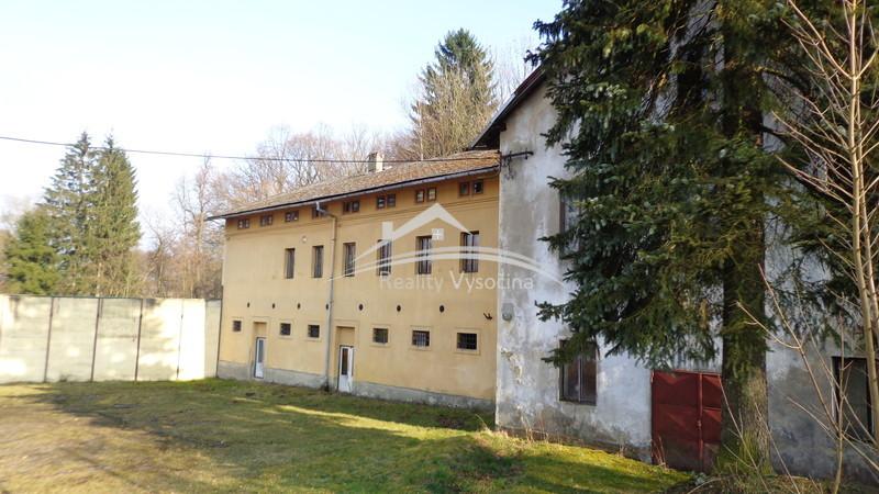 Prodej, historický objekt, Česká Lípa