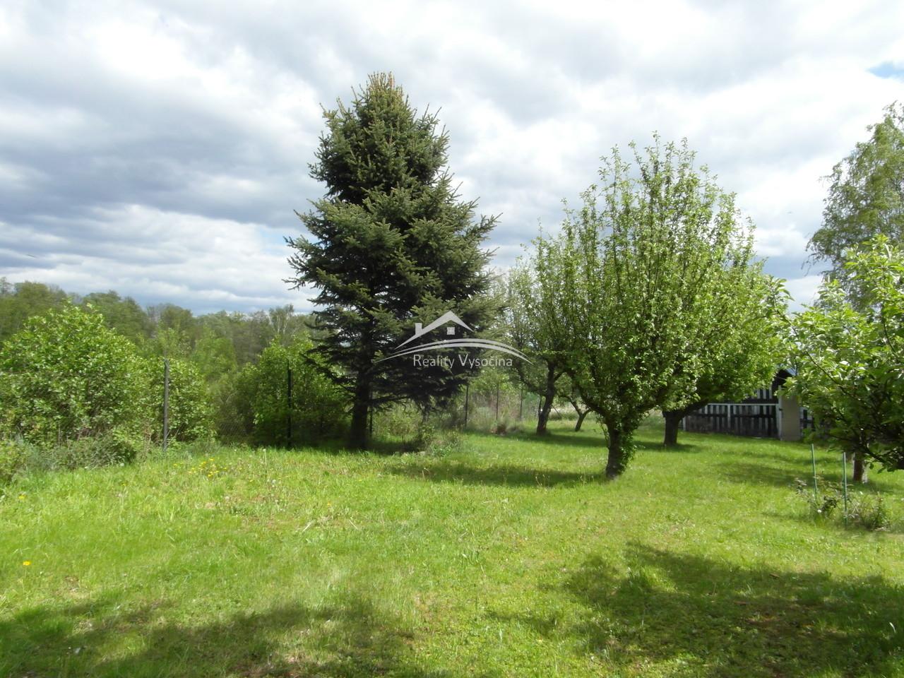 Prodej, zahrada , OV, 524 m2, Přestanov