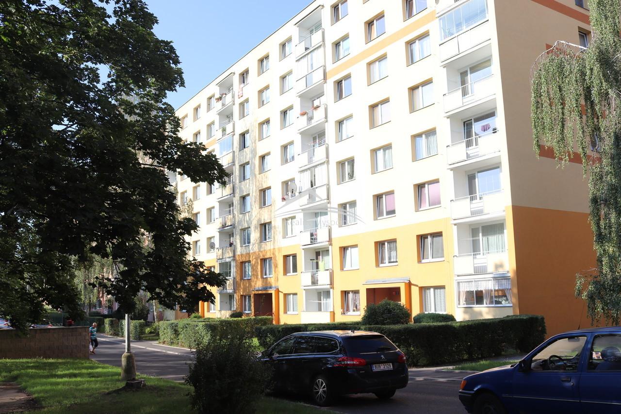 Bytová jednotka 1+1, Severní Terasa, Ústí nad Labem