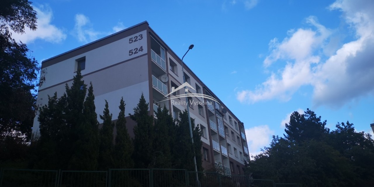 Prodej, OV, 3+1/L, 63 m3, 2.NP, ulice Peškova, Ústí nad Labem