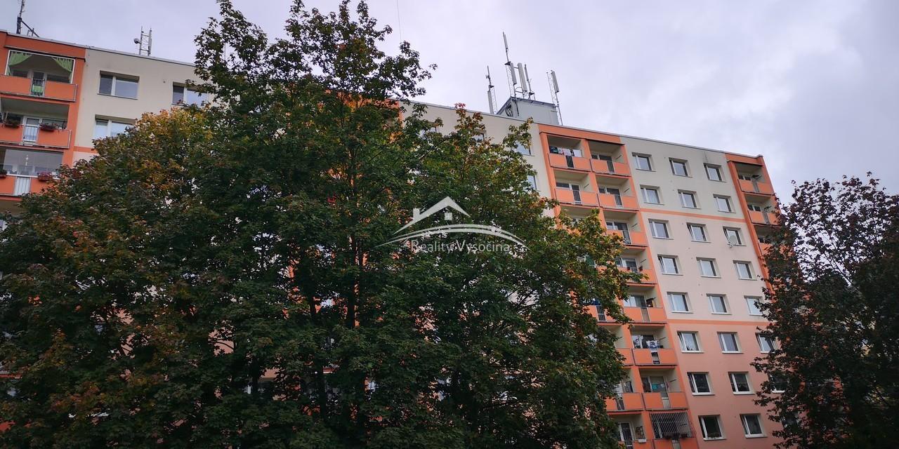 Pronájem, 1+1, DV, 36 m2, 6.podlaží, ulice Peškova ...
