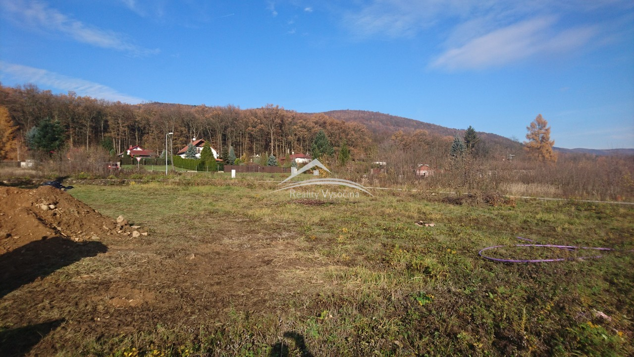 Stavební pozemek 913 m2, obec Přestanov, okr. Ústí nad Labem