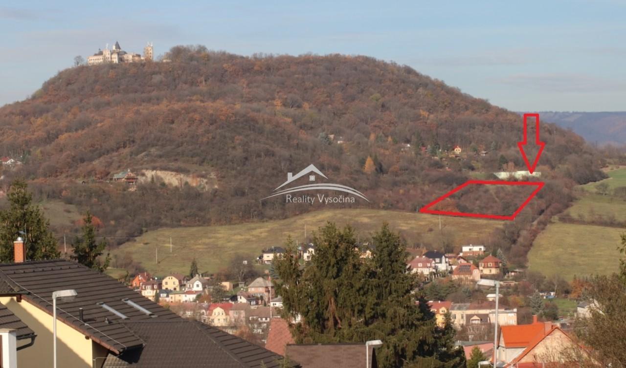 Stavební pozemky, obec Bystřany, okr. Teplice