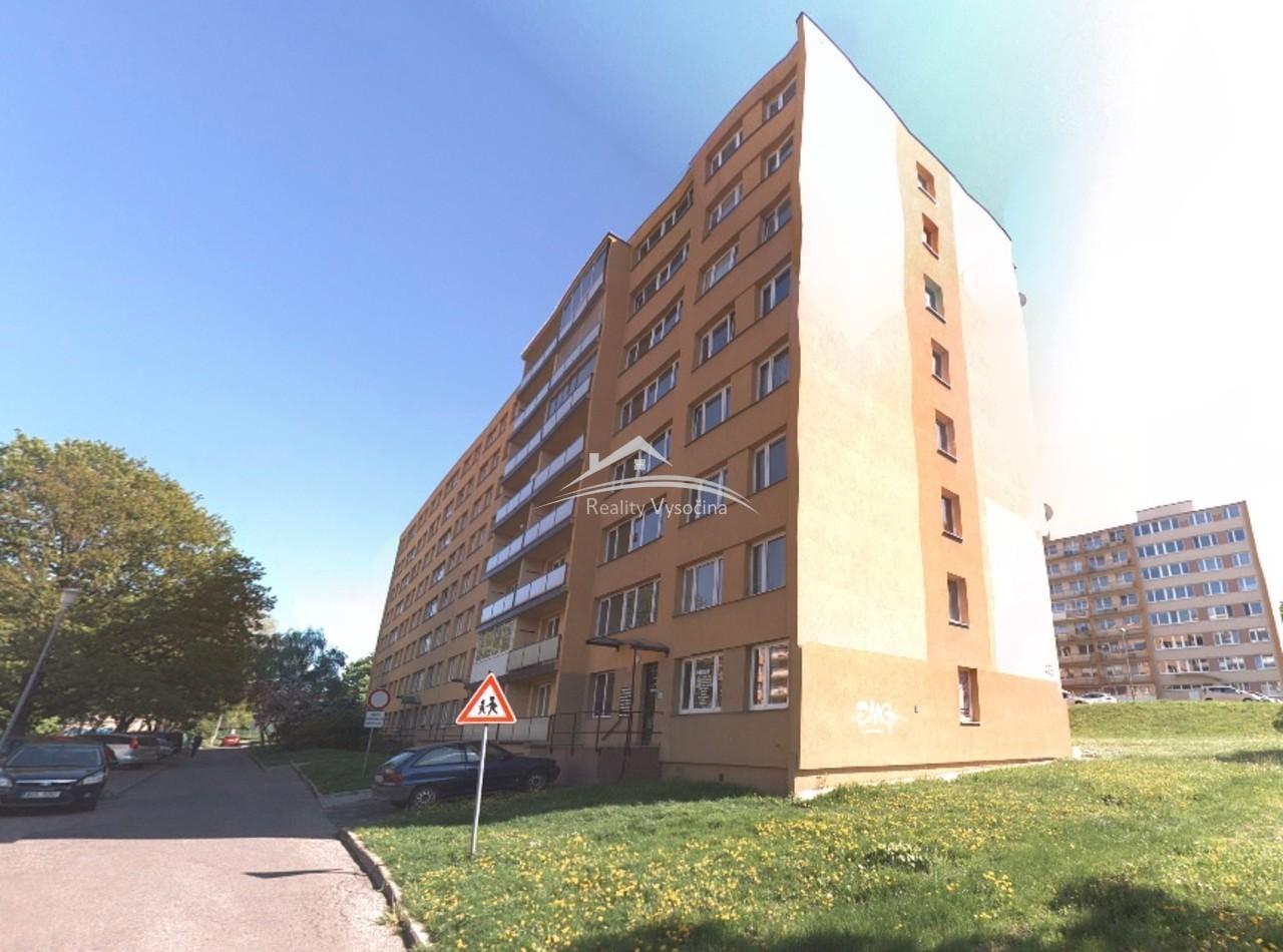 Družstevní byt 3+1 v Mostě.