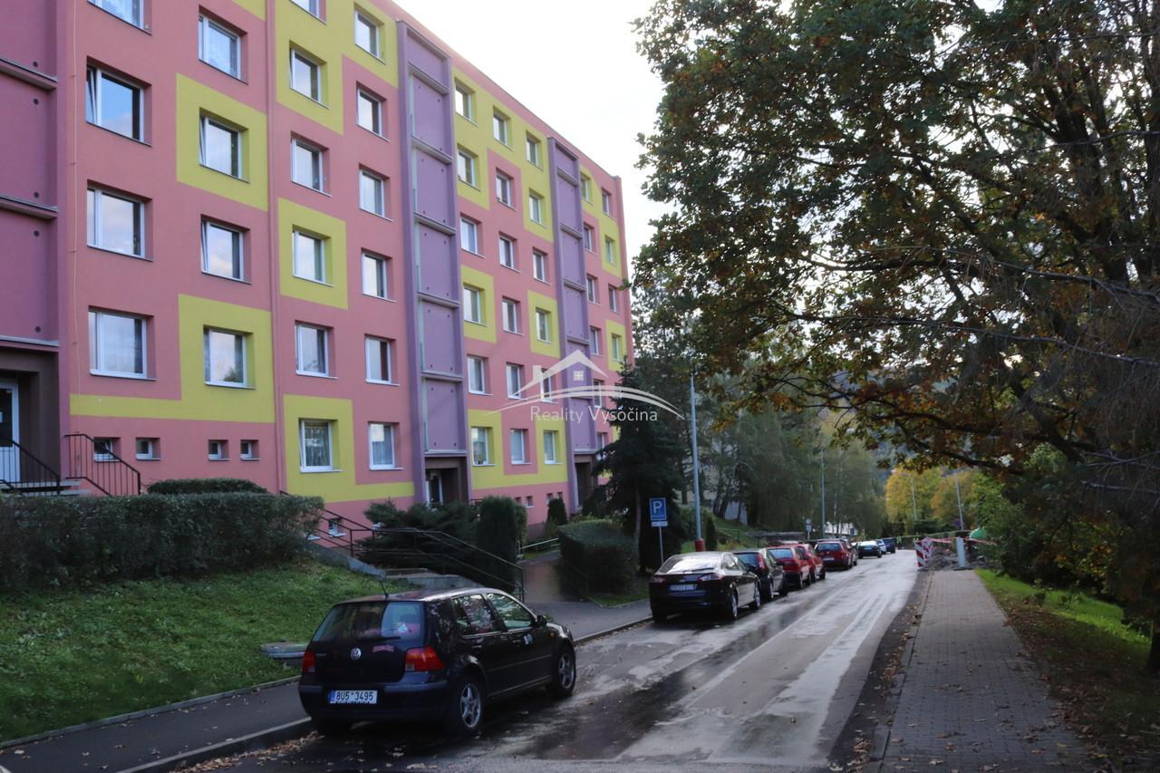 Byt 1+1 v Ústí nad Labem, Střekov.