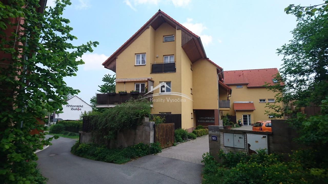 Bytová jednotka 75 m2, 2kk s vlastní zahrádkou v T ...