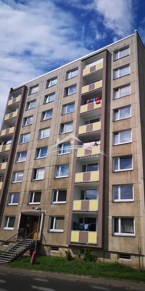 Prodej, DV, 3+1/L, 68 m2,  8.NP, ulice Jindřicha Plachty, Ústí nad Labem