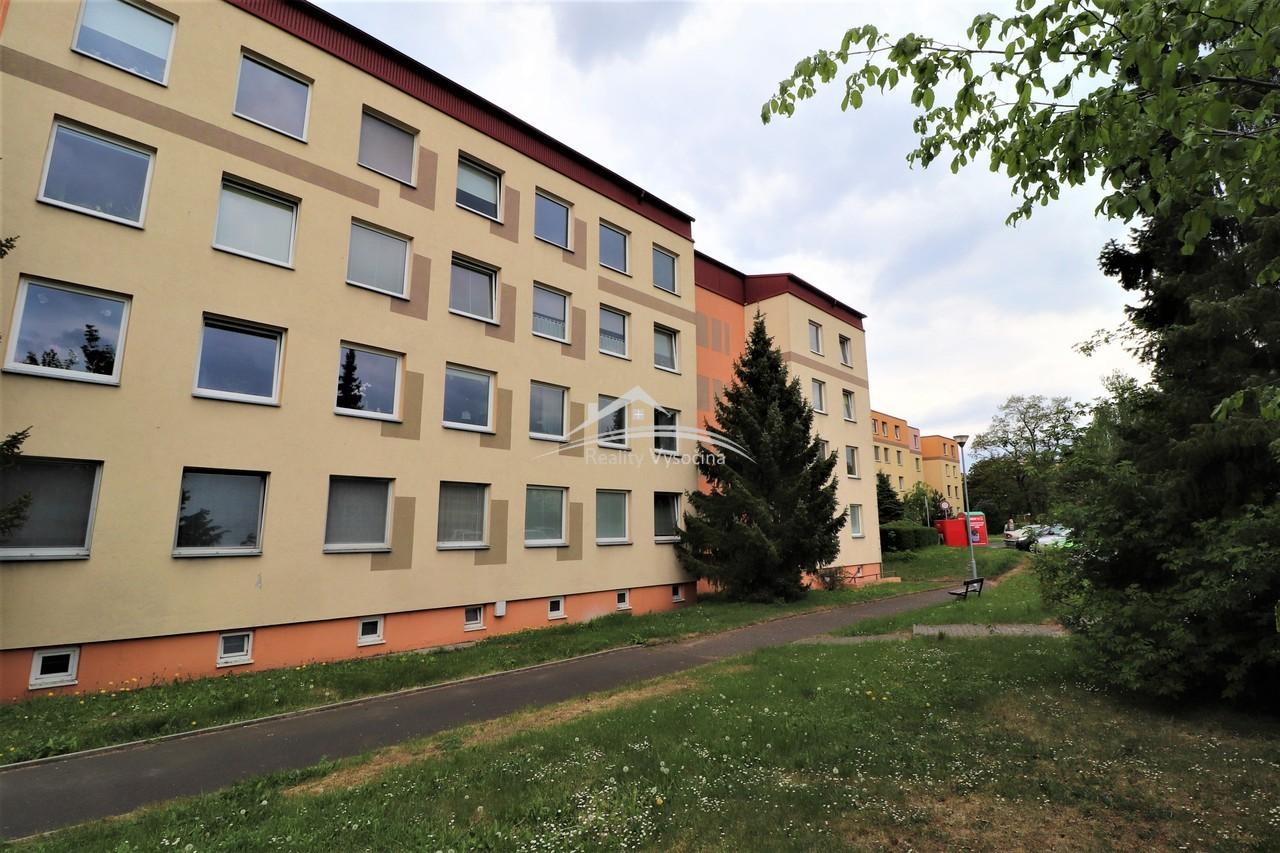 Družstevní byt 4+1 s lodžií v Teplicích.