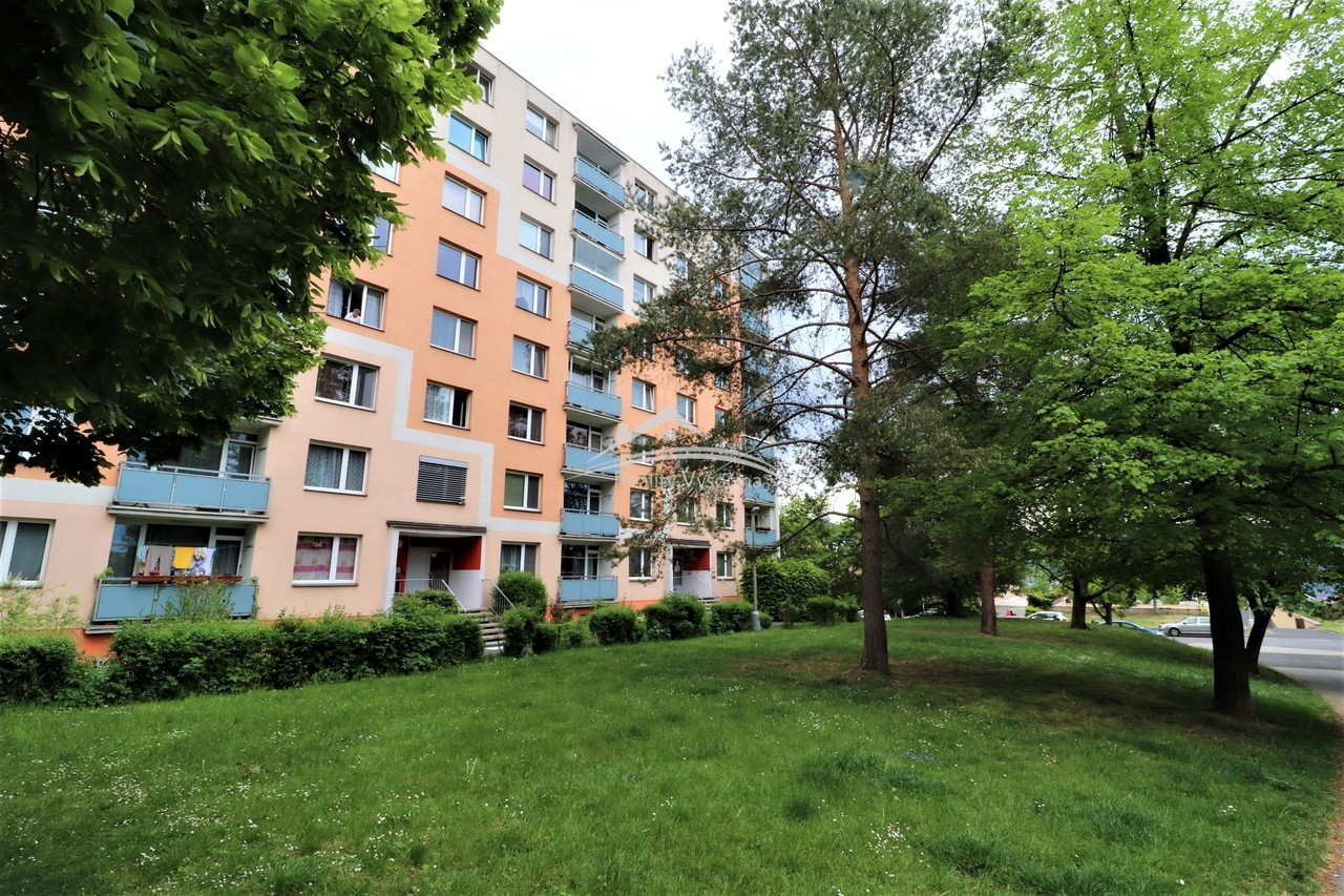 Družstevní byt 2+1 v Ústí nad Labem.