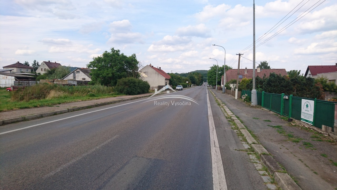 Stavební pozemek obec Svojkovice, okr. Rokycany.
