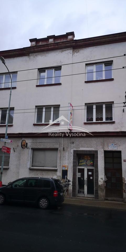 Prodej, činžovní dům, ulice Opletalova, Ústí nad L ...