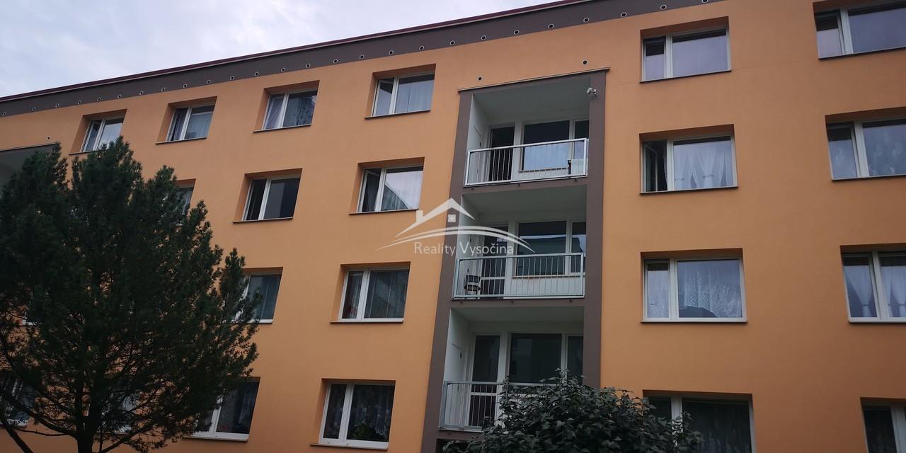 Prodej, DV, 2+1/L, 3.patro, 63 m2, ulice J.Plachty ...
