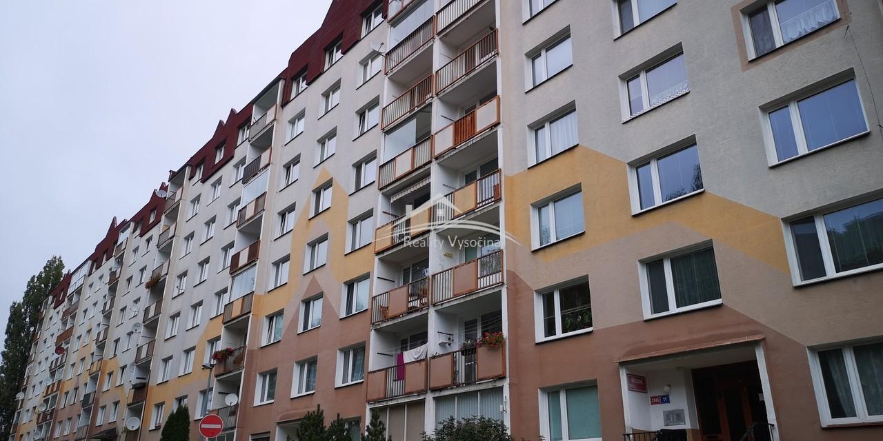 Prodej, OV, 2+1/L, 8.NP, 65 m2, ulice Ořechová, Ús ...