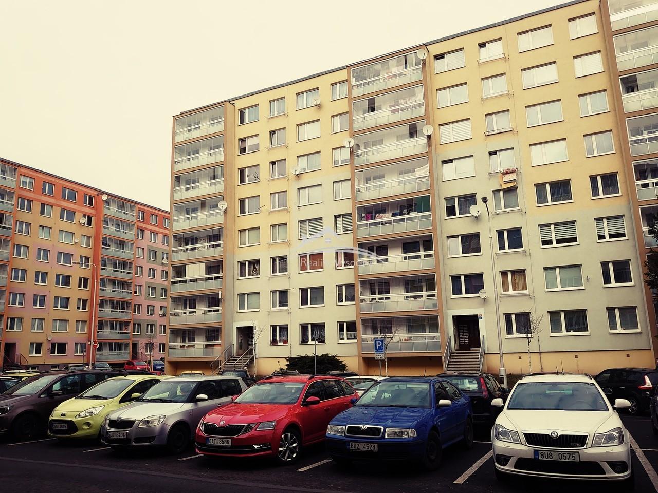 Družstevní byt 2+KK v Mostě.