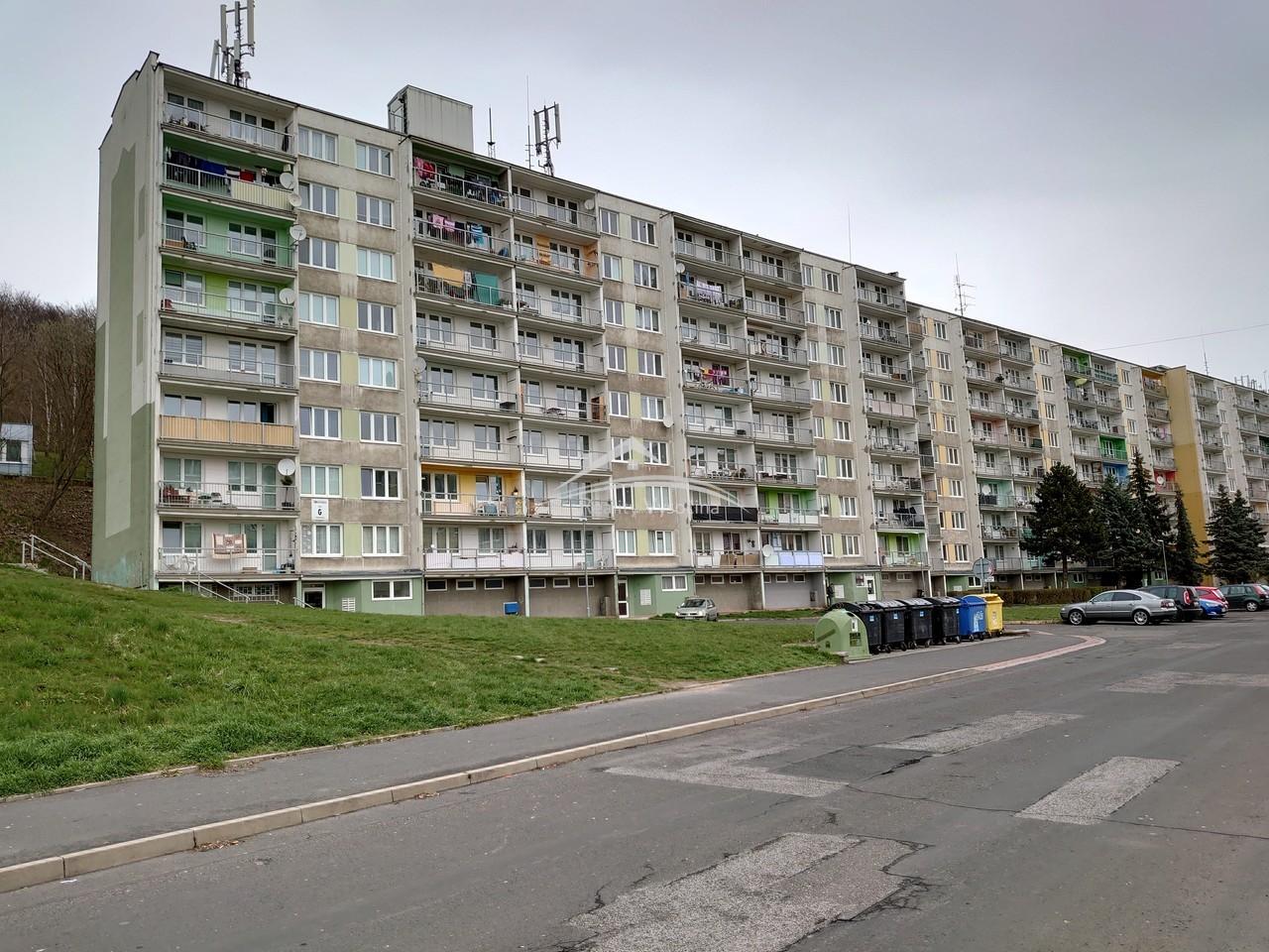 Družstevní byt 4+KK+L v Litvínově.