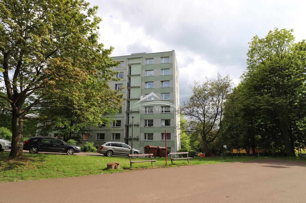 Byt v osobní vlastnictví v Ústí nad Labem.