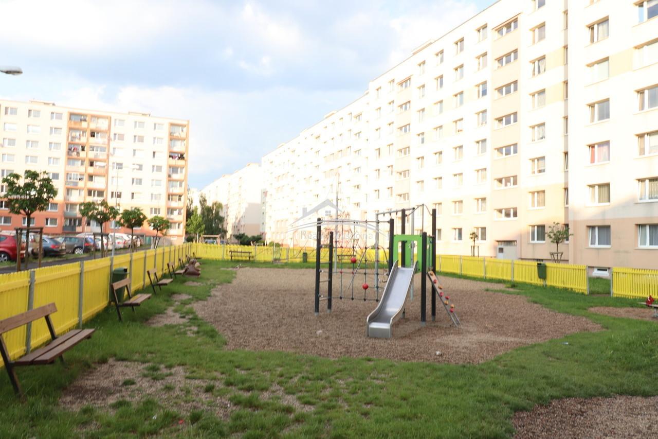 Družstevní byt 2+1 s lodžií v Teplicích..